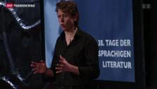 Video «Ingeborg-Bachmann-Preis verliehen» abspielen