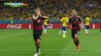 Video «FIFA WM 2014: Die 5 Tore Deutschlands vor der Pause» abspielen