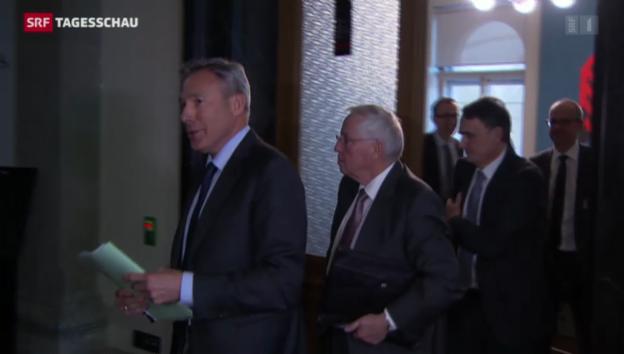Video «Die SVP nimmt das Aus der Bilateralen in Kauf» abspielen