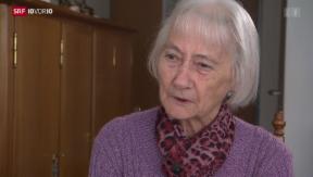 Video «Pflegekosten explodieren weiter» abspielen