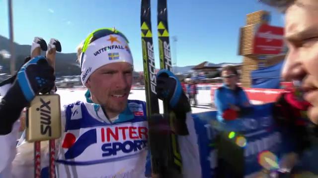 Langlauf: Interview mit Johan Olsson («sportlive»)