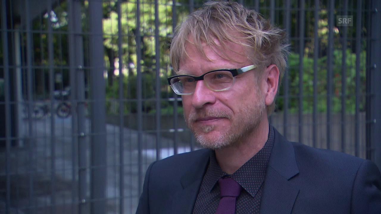 Mediensprecher Marty zur Anklageerhebung