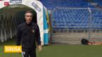 Video «Fussball: Sousa nicht mehr FCB-Coach» abspielen