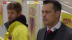 Video «Eishockey: NLA, Lugano-Bern» abspielen
