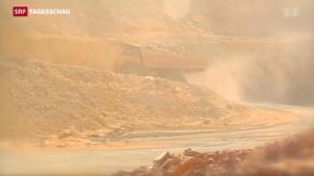 Video «Glencore tritt auf die Schuldenbremse» abspielen
