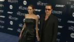 Video «Hafen der Ehe: Angelina Jolie und Brad Pitt haben sich getraut» abspielen
