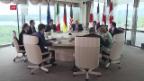 Video «G7-Gipfeltreffen in Japan» abspielen