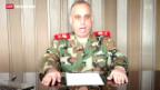 Video «Syrien: Chef der Militärpolizei übergelaufen» abspielen