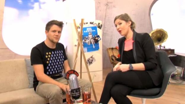 Video «Knackeboul zu Gast bei «Virus»» abspielen