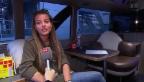 Video «Wenn die Tochter eines Superstars das Sagen hat» abspielen