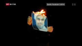 Video «FOKUS: Die Proteste im Iran nehmen kein Ende» abspielen
