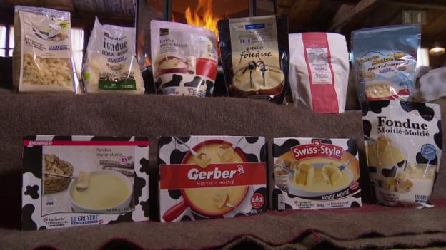 Video «Käsefondues im Test: Nicht alle machen gute Laune» abspielen