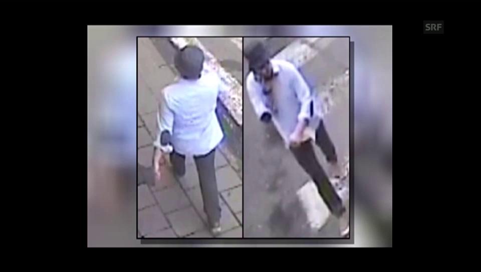 Neues Video zeigt mutmasslichen Attentäter von Brüssel