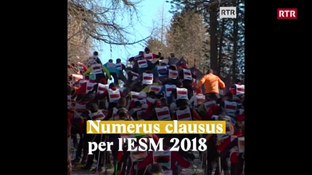 "Laschar ir video «""Numerus clausus"" per lESM 2018»"