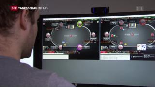 Video «Nur noch heimische Online-Glücksspiele » abspielen