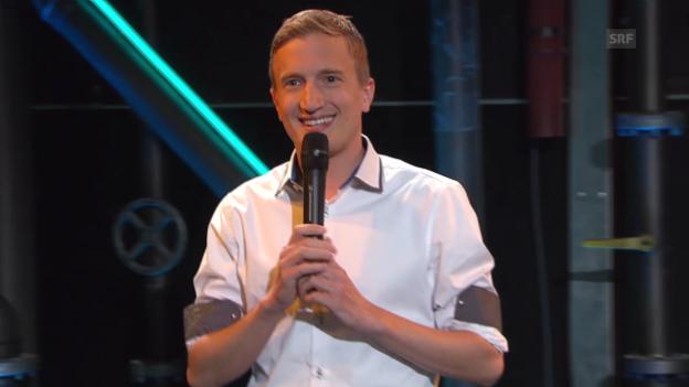 Video «Warm-up Stefan Büsser» abspielen