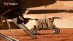 Video «Vorbereitungen für «ExoMars»» abspielen