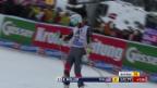Video «Ski alpin: 2. Lauf von Bode Miller («sportlive»)» abspielen