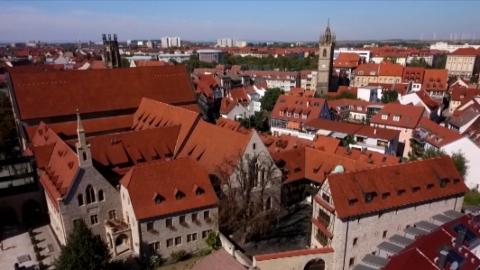 Tatorte der Reformation: Verdächtigt in Erfurt (2/8)