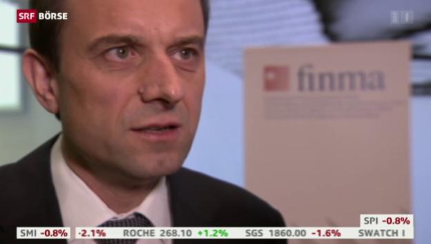 Video «SRF Börse vom 31.03.2015» abspielen