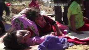 Video «Uno fordert Ende des Völkermords an Jesiden» abspielen