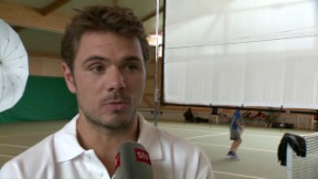 Video «Stan Wawrinka: Der Tenniscrack im Social Media Check» abspielen