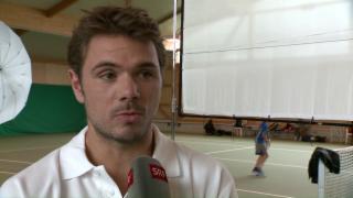 Video «Stan Wawrinka: Der Tenniscrack im Social Media Check» abspielen