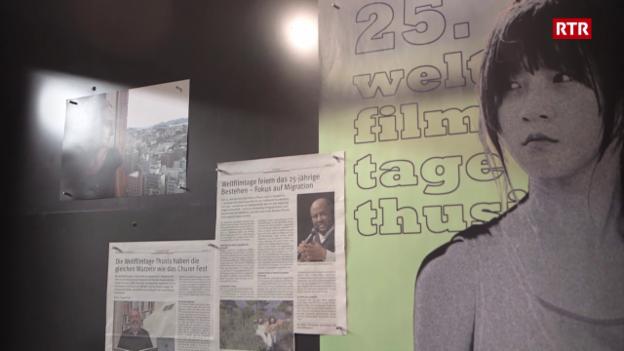Laschar ir video «Mussie Zerai – il nunstanclentaivel»
