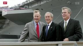 Video «Ein dritter Bush will US-Präsident werden» abspielen