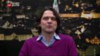 Video «FOKUS: Wie geht's weiter in Italien? – Gespräch mit Florian Schui» abspielen