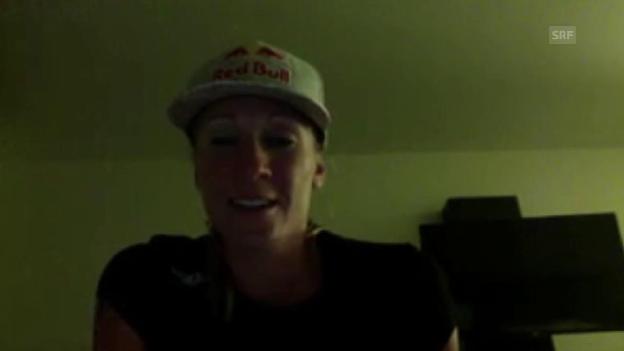 Triathlon: Skype-Interview mit Ironman-Siegerin Daniela Ryf, Emotionen