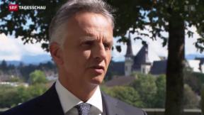Video «Schweizer Nothilfe» abspielen
