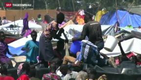 Video «Südsudan: Friedensgespräche in Äthiopien» abspielen