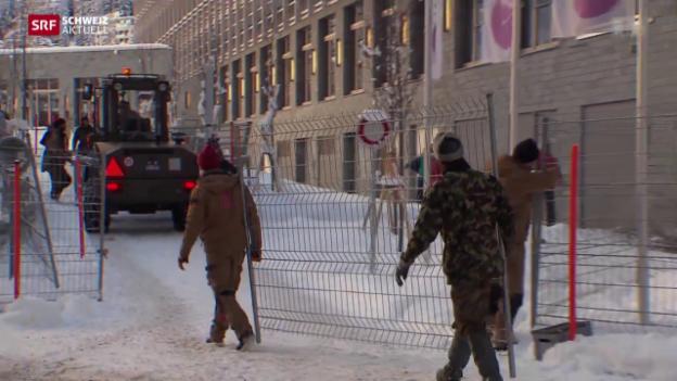 Video «Schweiz aktuell vom 18.01.2016» abspielen
