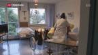 Video «Flüchtlinge und Pflegehilfe» abspielen