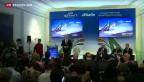 Video «Alitalia und Etihad kurz vor Heirat» abspielen