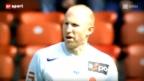 Video «Ludovic Magnin tritt zurück («sportlounge»)» abspielen
