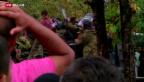 Video «Eine Liebesgeschichte auf der Flucht» abspielen