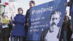 Video «Untersuchungshaft gegen Journalisten» abspielen