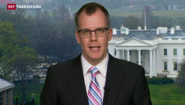 Video «SRF-Korrespondent Beat Soltermann zur Position der Republikaner» abspielen
