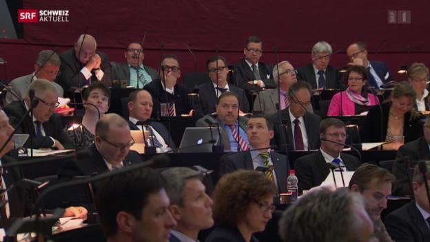 Video «Schweiz aktuell vom 22.06.2015» abspielen