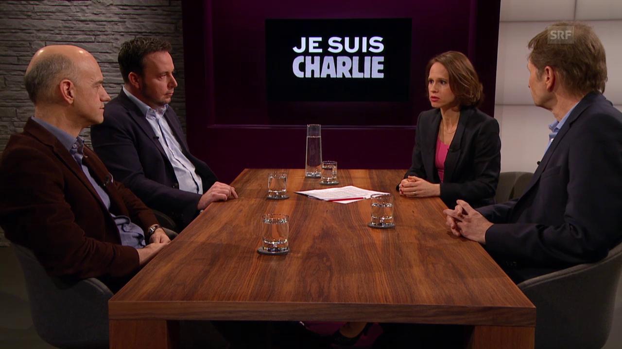 Anschlag auf «Charlie Hebdo» – Angriff auf den Westen?