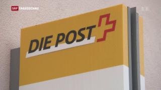 Video «Tessiner wird neuer Postchef» abspielen