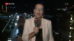 Video «FOKUS: Einschätzungen aus Istanbul Teil 2» abspielen