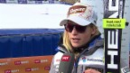 Video «Ski Alpin: Interview Lara Gut» abspielen