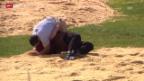 Video «Schwingen: Vor dem Kilchberger Schwinget» abspielen