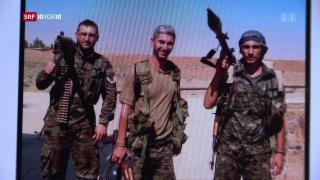 Video «Ein Schweizer Unteroffizier im Syrienkrieg » abspielen