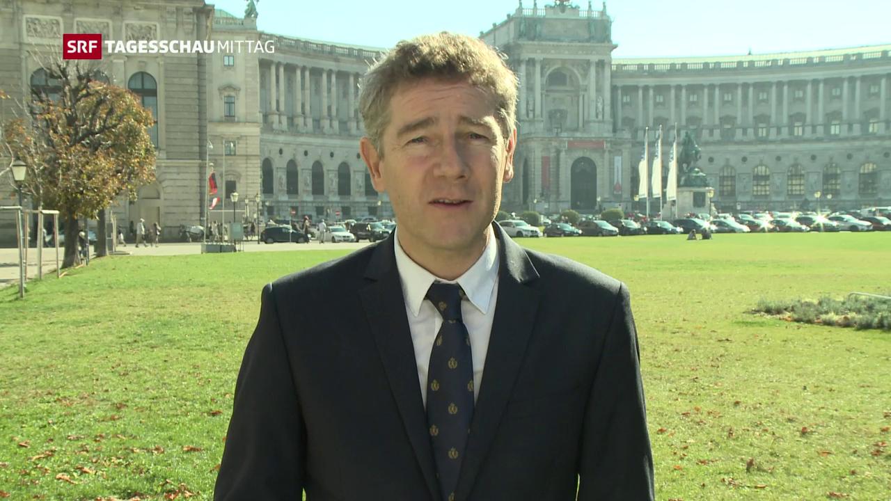 Peter Balzli in Wien