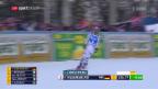 Video «Rebensburg siegt – Meillard und Holdener in Top 10» abspielen
