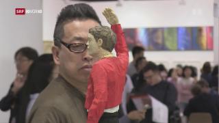 Video «Art Basel: Von der kleinen Messe zum globalen Kunst-Koloss» abspielen